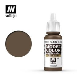 Model Color - G.C.Med.Brown - 17 ml - Vallejo - VAL-70826