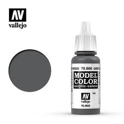 Model Color - Grey Green - 17 ml - Vallejo - VAL-70866