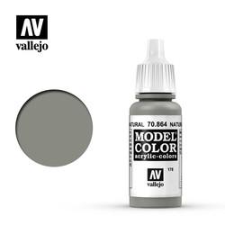 Model Color - Natural Steel - 17 ml - Vallejo - VAL-70864