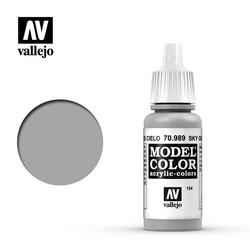 Model Color - Sky Grey - 17 ml - Vallejo - VAL-70989