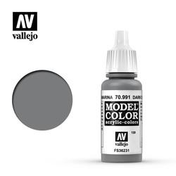 Model Color - Dark Sea Grey - 17 ml - Vallejo - VAL-70991