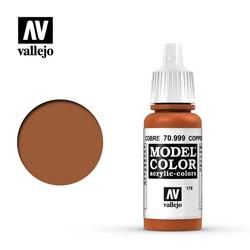 Model Color - Copper - 17 ml - Vallejo - VAL-70999