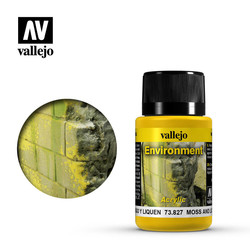 Moss and Lichen Effect - 40ml - Vallejo - VAL-73827