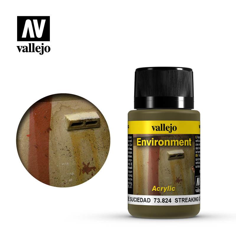Vallejo Streaking Grime - 40ml - Vallejo - VAL-73824