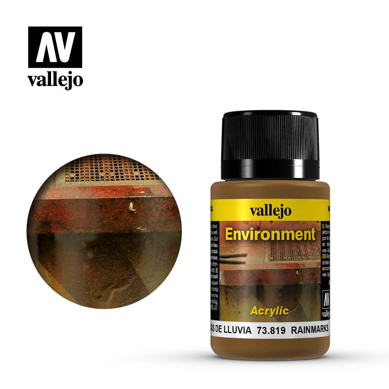 Vallejo Rainmarks - 40ml - Vallejo - VAL-73819