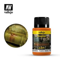 Diesel Stains - 40ml - Vallejo - VAL-73816