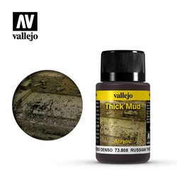 Russian Thick Mud - 40ml - Vallejo - VAL-73808