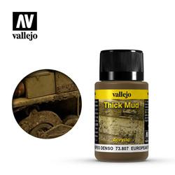 European Thick Mud - 40ml - Vallejo - VAL-73807