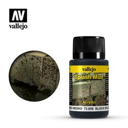 Black Splash Mud - 40ml - Vallejo - VAL-73806