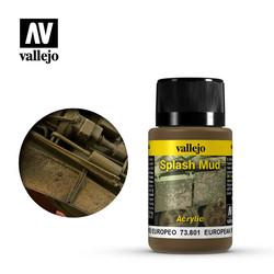 European Splash Mud - 40ml - Vallejo - VAL-73801