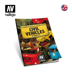 Civil Vehicles - English - Vallejo - VAL-75012