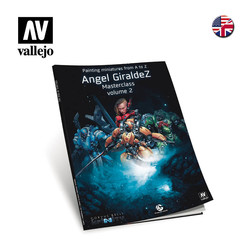 Painting Miniatures Vol.2 - English - Vallejo - VAL-75010