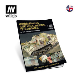 Airbrush And Weathering Techniques - English - Vallejo - VAL-75002
