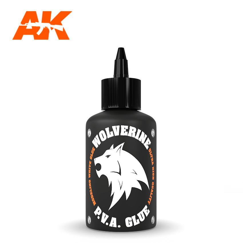 AK-Interactive Wolverine P.V.A Glue  - AK-Interactive - AK-12014
