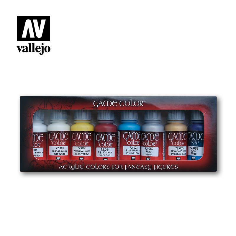 Vallejo Game Color Elves Set - Vallejo - VAL-72300