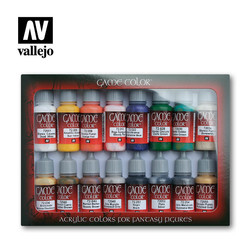 Game Color Intro Set - Vallejo - VAL-72299
