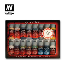 Game Color Leather & Metal - Vallejo - VAL-72291