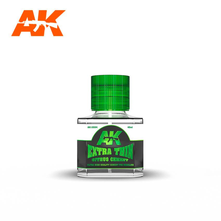 AK-Interactive Extra Thin Citrus Cement - AK-Interactive - AK-12004
