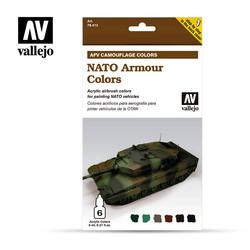 Nato Camouflage - Vallejo - VAL-78413