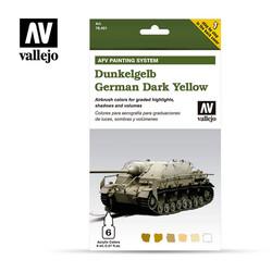AFV Dunkel Gelb - Vallejo - VAL-78401