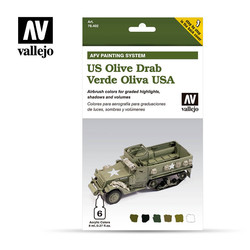 Us Army Olive Drab - Vallejo - VAL-78402
