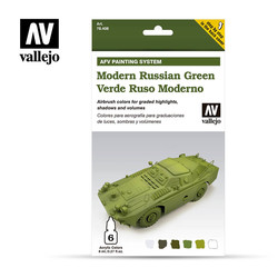 Modern Russian Green - Vallejo - VAL-78408