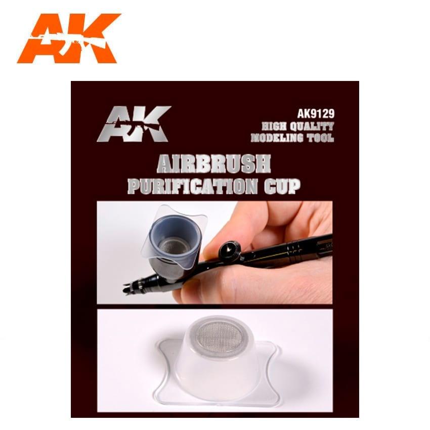 AK-Interactive Purification Cups For Airbrush - AK-Interactive - AK-9129