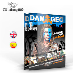Damaged, Worn And Weathered Models Magazine - 09 (English) - ABT734