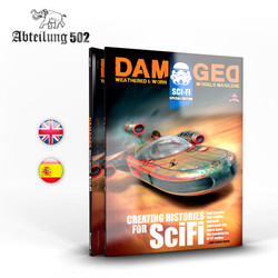 Damaged Book Special Scifi (English)ABT732