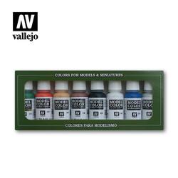Model Color - Wargame Basics Set - Vallejo - VAL-70103
