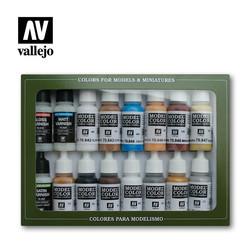 Model Color - Folkstone Specialist Set - Vallejo - VAL-70102