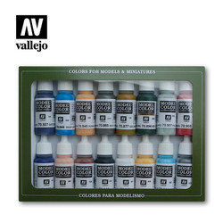 Model Color - American Civil War Set - Vallejo - VAL-70111