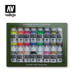 Model Color - Wargame Special Set - Vallejo - VAL-70112