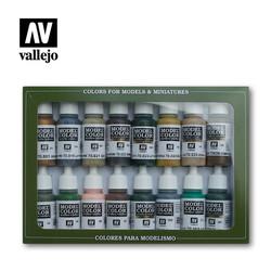 Model Color - German Camouflage WWII Set - Vallejo - VAL-70114