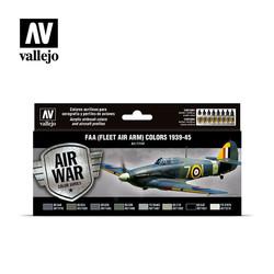 Model Air - Faa (Fleet Air Arm) Colors 1939-1945 Set - Vallejo - VAL-71147