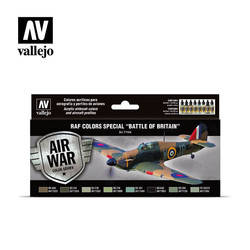 Model Air - RAF colors special Battle of Britain Set - Vallejo - VAL-71144
