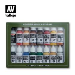 Model Color - American Revoltion Set - Vallejo - VAL-70148