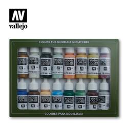 Model Color - Naval - Steam Era Set - Vallejo - VAL-70146