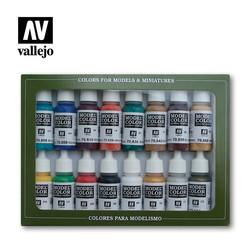Model Color - Medieval Colors Set - Vallejo - VAL-70142
