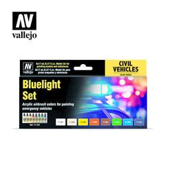 Model Air - Bluelight Set Set - Vallejo - VAL-71154