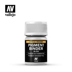 Pigment Binder - 30ml - Vallejo - VAL-26233
