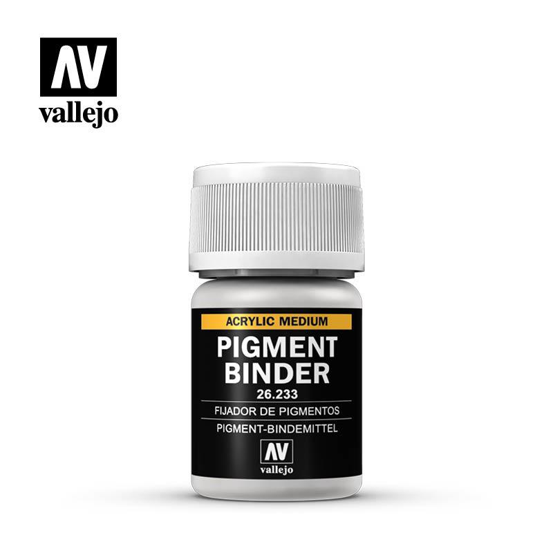 Vallejo Pigment Binder - 30ml - Vallejo - VAL-26233
