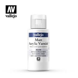Matt Varnish - 60ml - Vallejo - VAL-26518