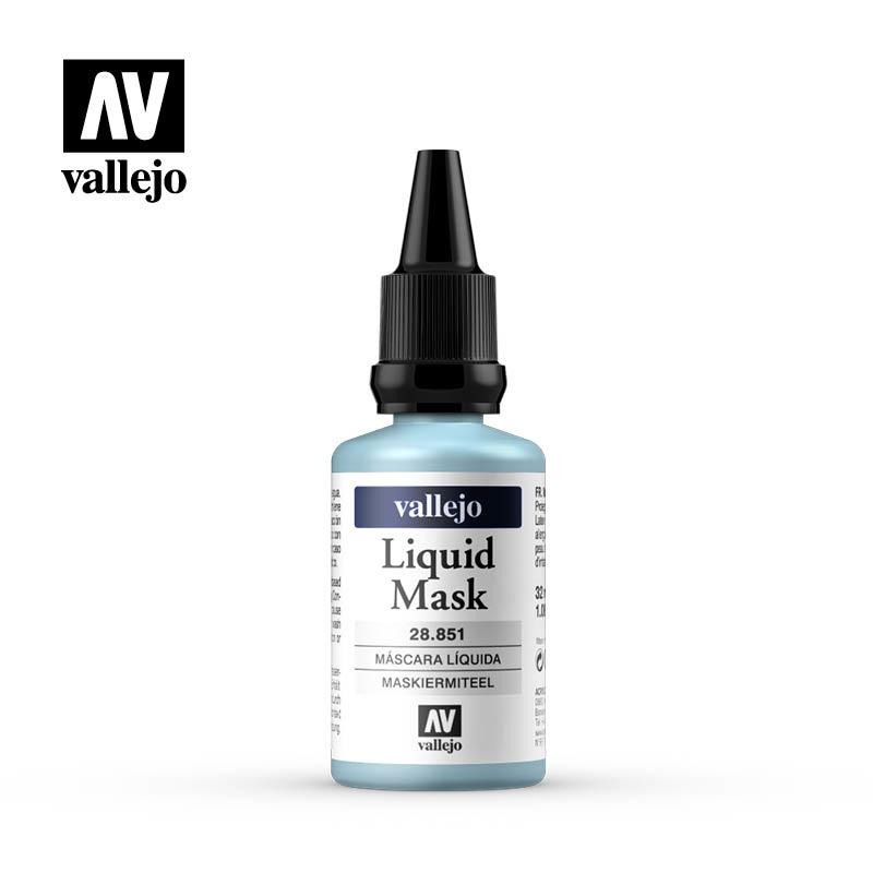 Vallejo Liquid Mask - 32ml - Vallejo - VAL-28851
