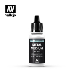 Model Color -  Metal Medium - 17ml - Vallejo - VAL-70521