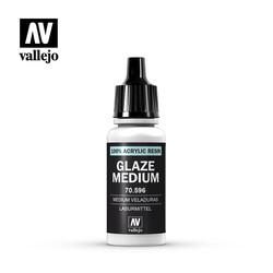 Model Color -  Glaze Medium - 17ml - Vallejo - VAL-70596