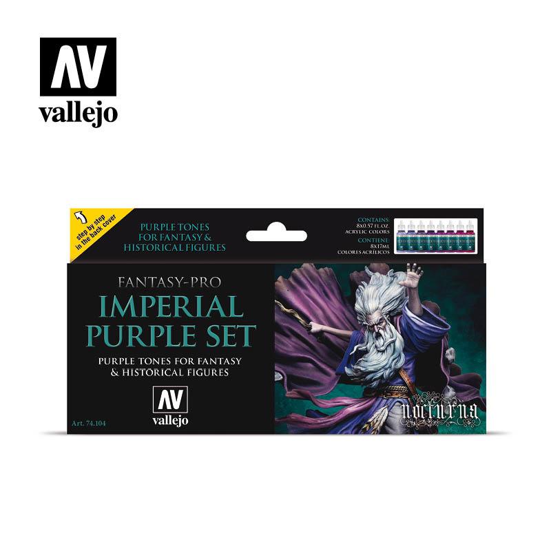 Vallejo Imperial Purple - Vallejo - VAL-74104