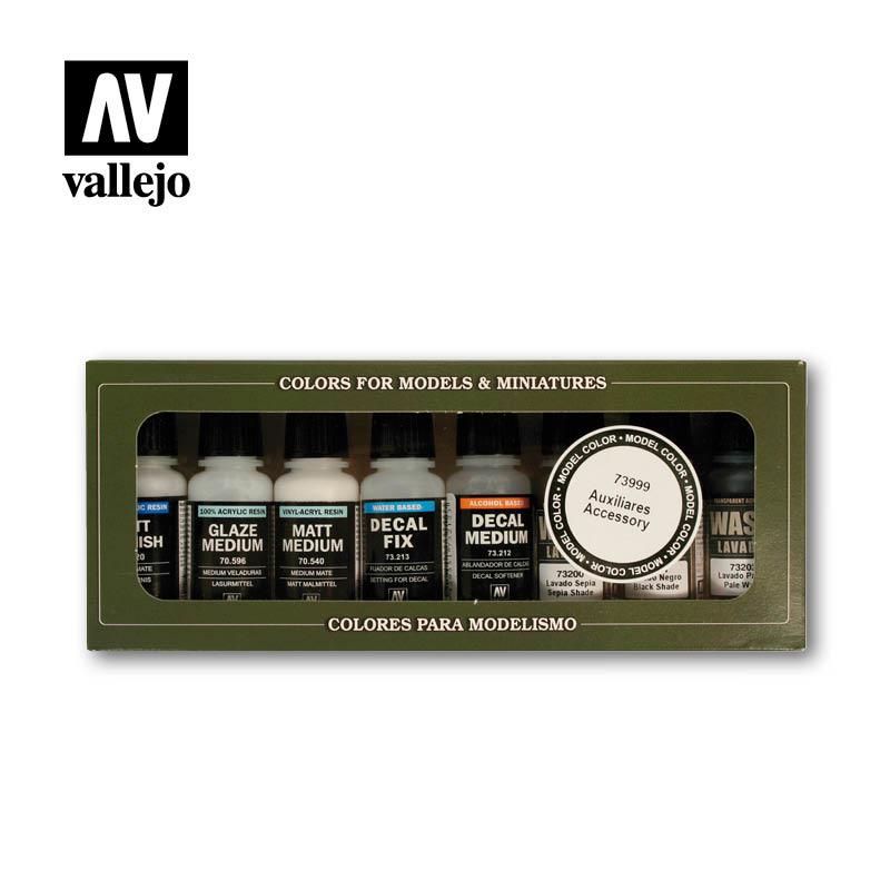 Vallejo Auxiliaries Set - ml - Vallejo - VAL-73999