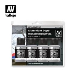 Aluminium Dope - Vallejo - VAL-77603