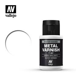Gloss Metal Varnish - 32ml - Vallejo - VAL-77657